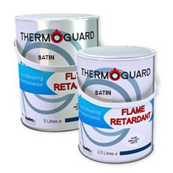 Thermoguard Flame Retardant Topcoat Water Based Eggshell