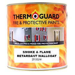 Thermoguard Smoke & Flame Retardant Wallcoat