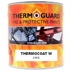 Thermoguard Thermocoat W for steel