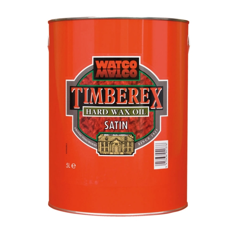 Timberex Hard Wax Oil Matt
