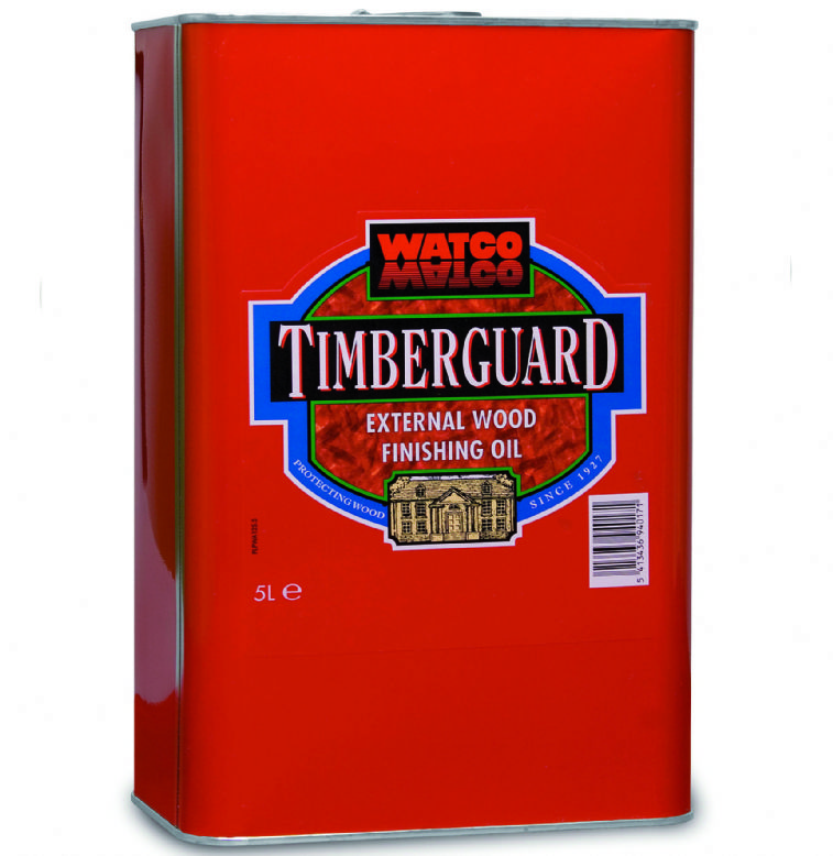 Timberguard Exterior Wood Treatment