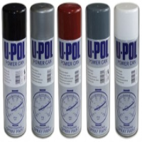 U-POL Powercan 500ml Top Selling Automotive Aerosol Colours
