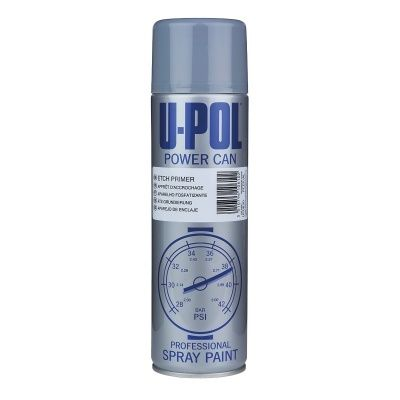 UPOL Power Can Etch Primer 500ml