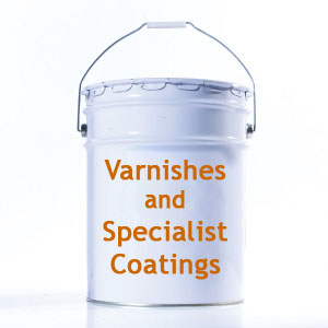 Varnishes and Specialist Coatings