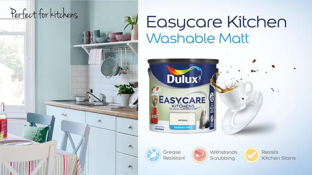 Dulux Paint Coverage Easy Care
